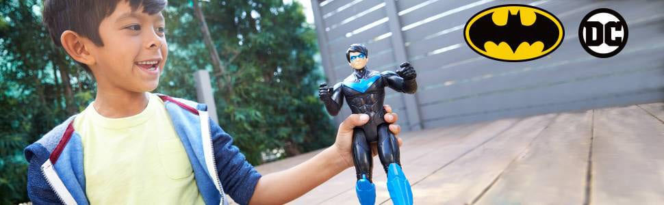 Batman Missions Figurina Nightwing cu Miscari Reale