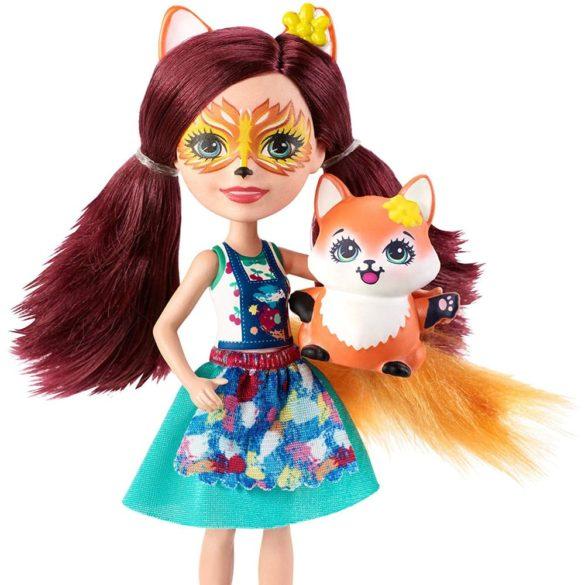 Enchantimals Papusa Felicity Fox si Studioul de Arta 3