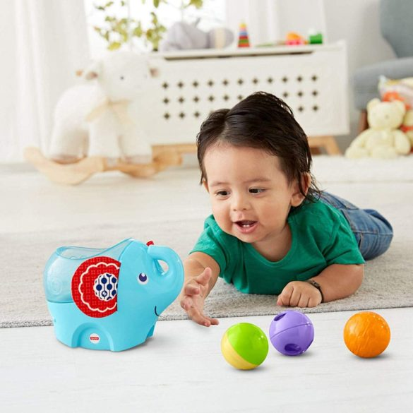 Fisher Price Elefantul Roly Poly 5