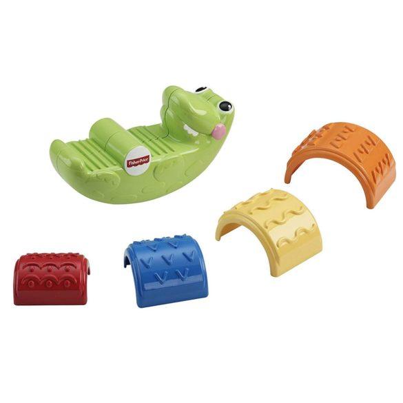 Fisher Price Jucarie colorata Crocodil 3