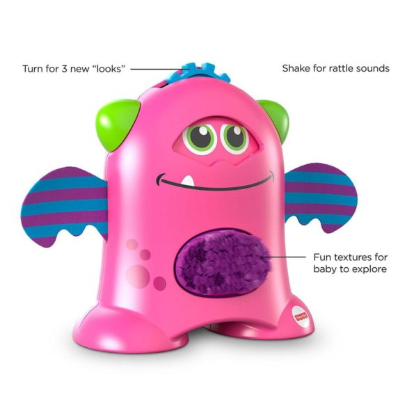 Fisher Price Monstruletul Amuzant Dottie 4