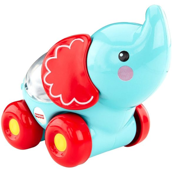 Fisher Price Vehicule Apasa si Invata Elefantel 1