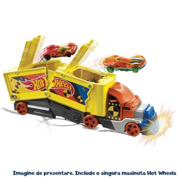 Hot Wheels Camion pentru Cascadorii de Tamponare 1