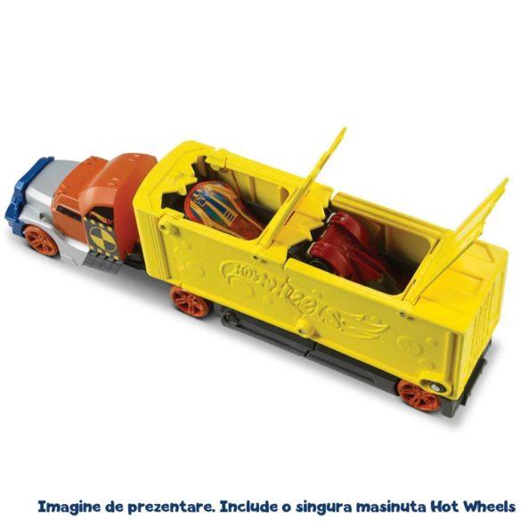 Hot Wheels Camion pentru Cascadorii de Tamponare 2