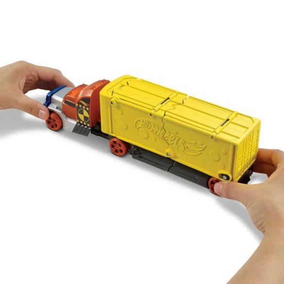 Hot Wheels Camion pentru Cascadorii de Tamponare 4