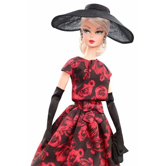 Papusa Barbie Signature Elegant Rose Cocktail Dress 5