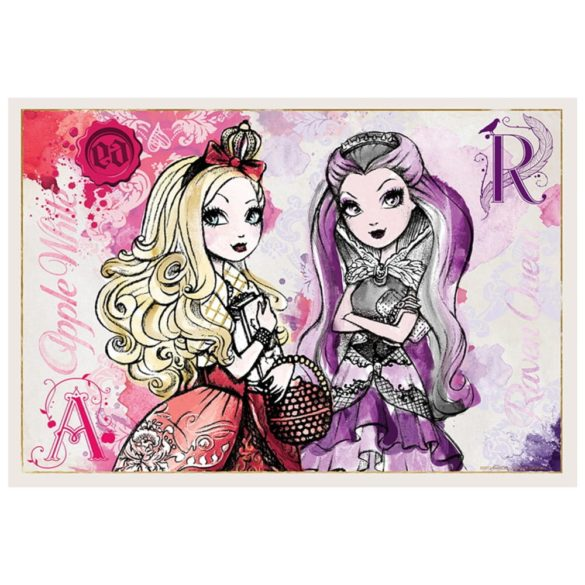 Puzzle Stralucitor Ever After High 100 piese 41 x 27.8 cm 2