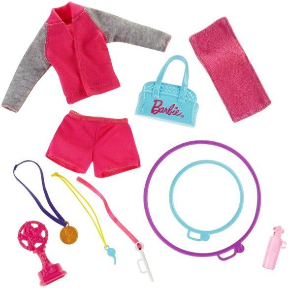 Set de Joaca Barbie Antrenoare de Gimnastica 4