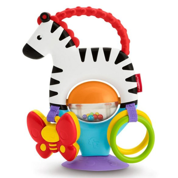 Zebra cu Activitati Fisher Price 3