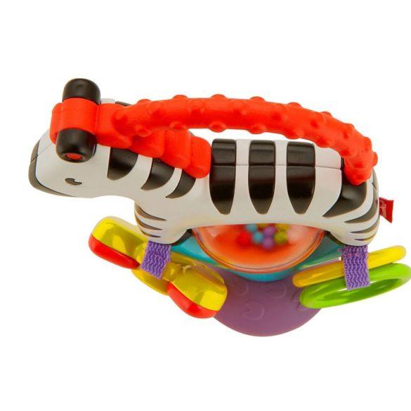 Zebra cu Activitati Fisher Price 4