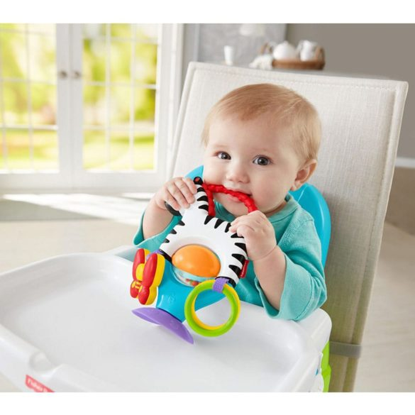 Zebra cu Activitati Fisher Price 7