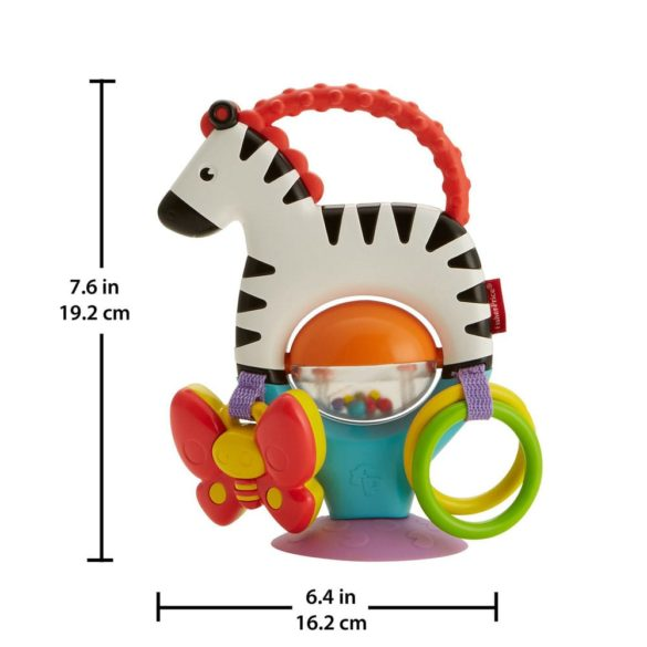 Zebra cu Activitati Fisher Price 8