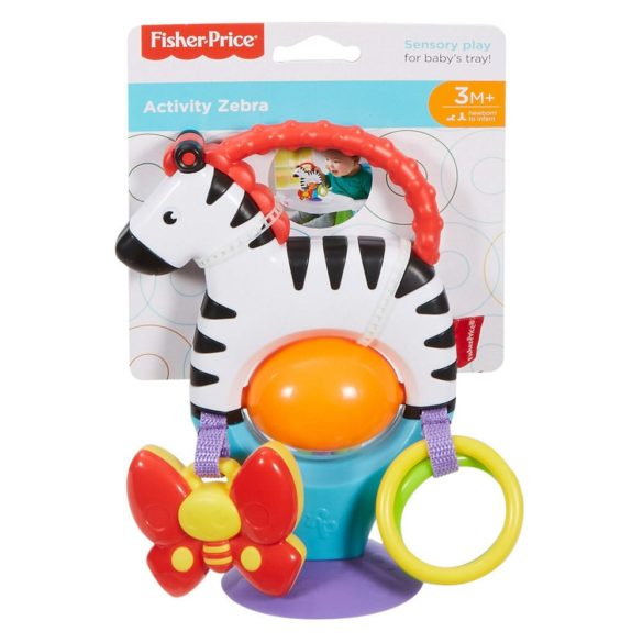 Zebra cu Activitati Fisher Price 9
