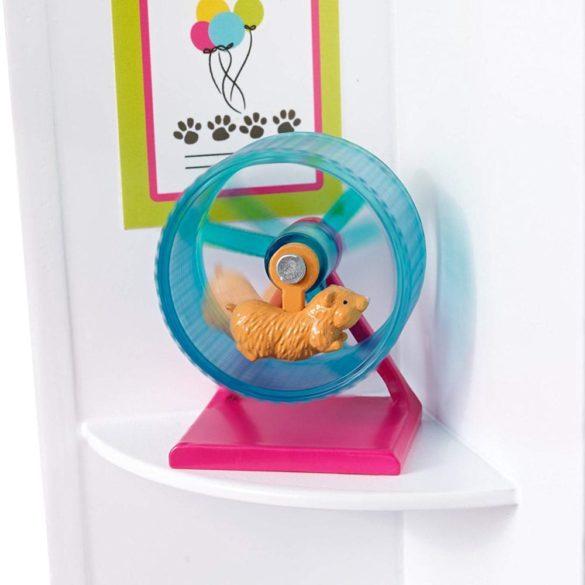 Barbie Centru de Ingrijire pentru Animale de Companie 4