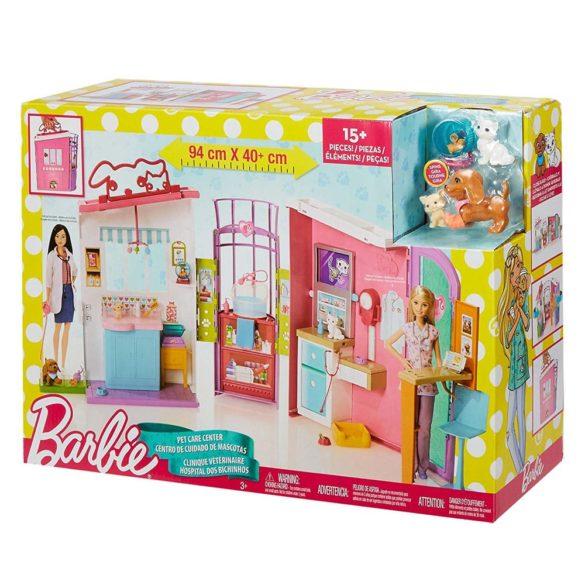 Barbie Centru de Ingrijire pentru Animale de Companie 8