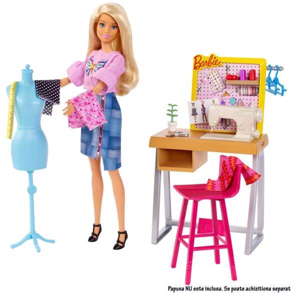 Barbie Set de Joaca Atelierul de Croitorie 2