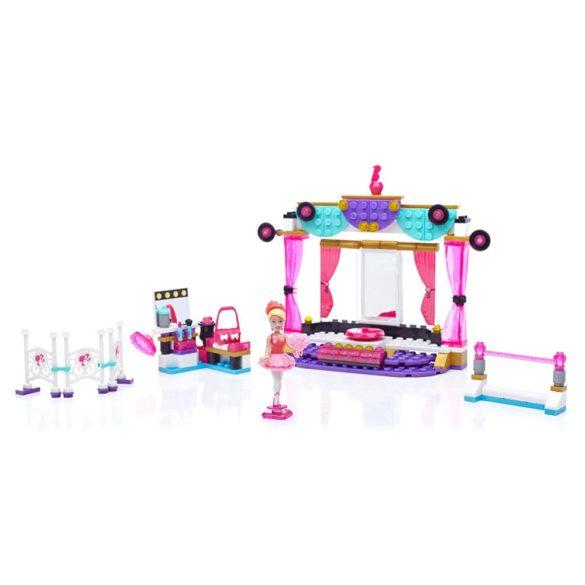 Mega Bloks Set de Construit Barbie Studioul de Balet 1