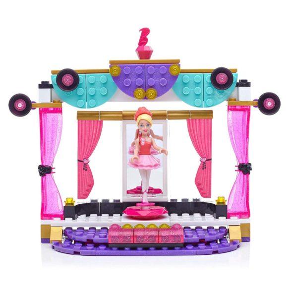 Mega Bloks Set de Construit Barbie Studioul de Balet 2