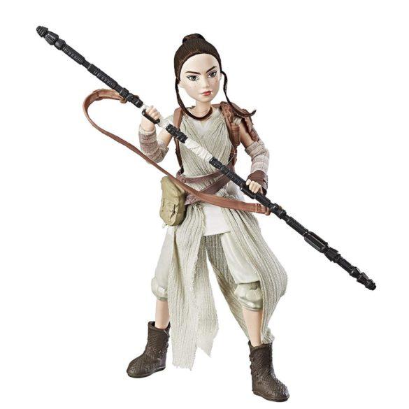 Papusa Rey of Jakku Razboiul Stelelor Forte ale destinului 4