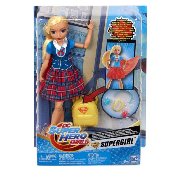 Papusa Supergirl Rochie 2 in 1 7