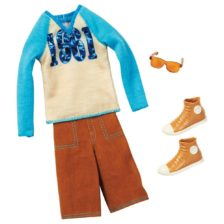 Barbie Tinuta si Accesorii pentru Papusa Ken