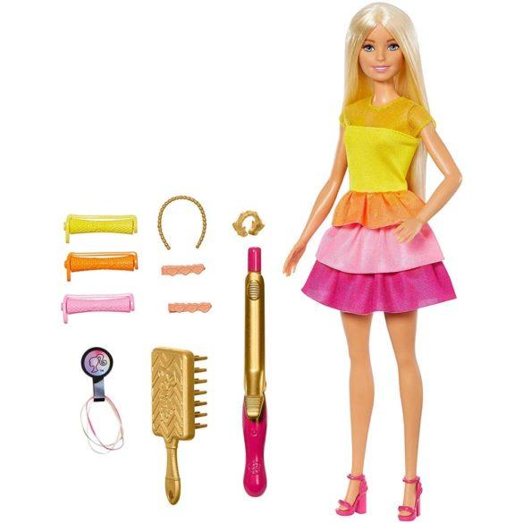 Papusa Barbie Ultimate Curls Bucle Fantastice 1