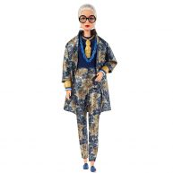 Papusa de Colectie Barbie Styled by Iris Apfel #2