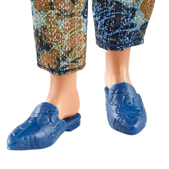 Papusa de Colectie Barbie Styled by Iris Apfel 2 7