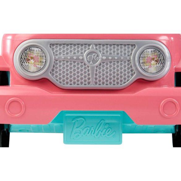 Barbie Masina Jeep cu Doua Papusi FPR59 6