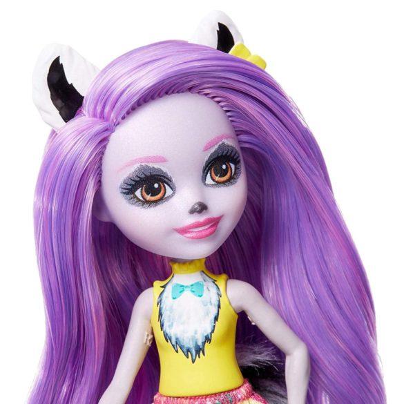 Enchantimals Papusa Larissa Lemur si Figurina Ringlet 3