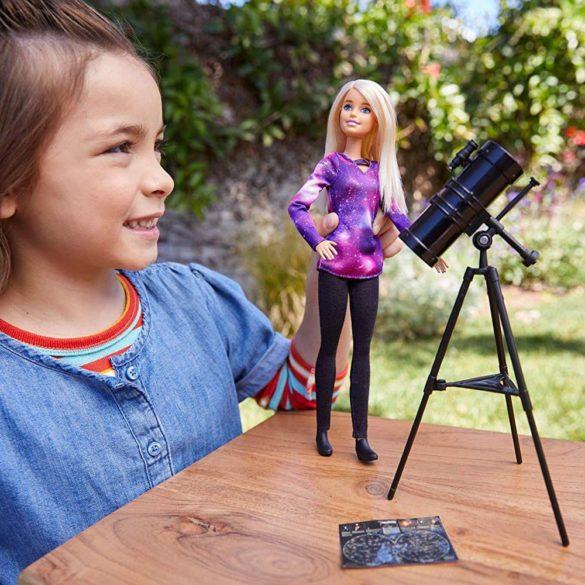 Papusa Barbie Astrofizician 7