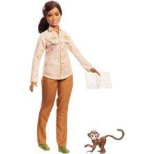 Papusa Barbie Expert in Conservarea Naturii Salbatice