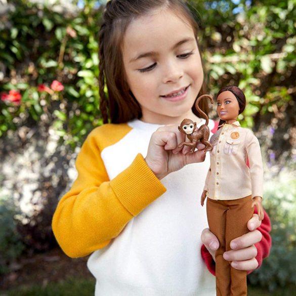 Papusa Barbie Expert in Conservarea Naturii Salbatice 7