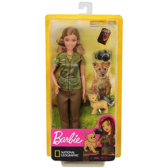 Papusa Barbie Fotograf de Natura Salbatica 8