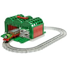 Set de Joaca Portabil Thomas & Friends Statia Knapford