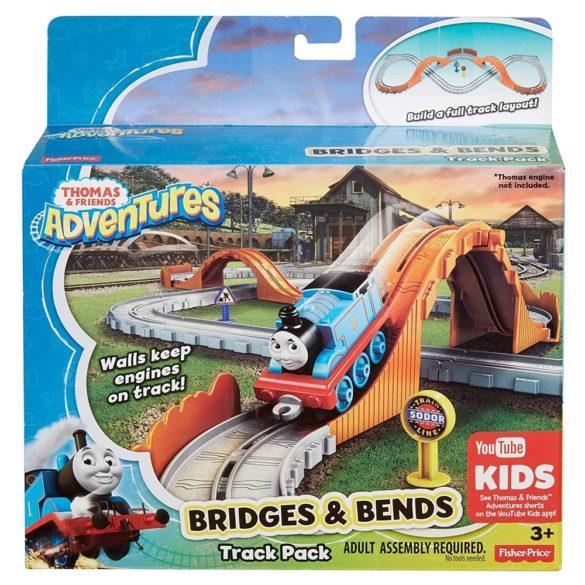 Thomas si Prietenii Accesorii Poduri si Curbe 5