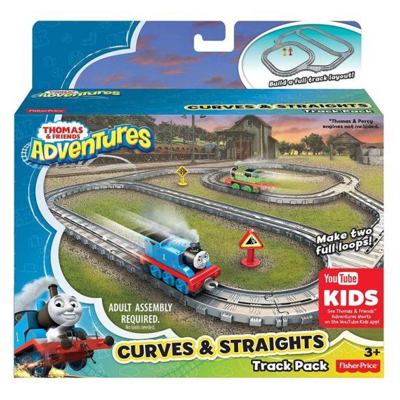 Thomas si Prietenii Accesorii Trasee Drepte si Curbe 5