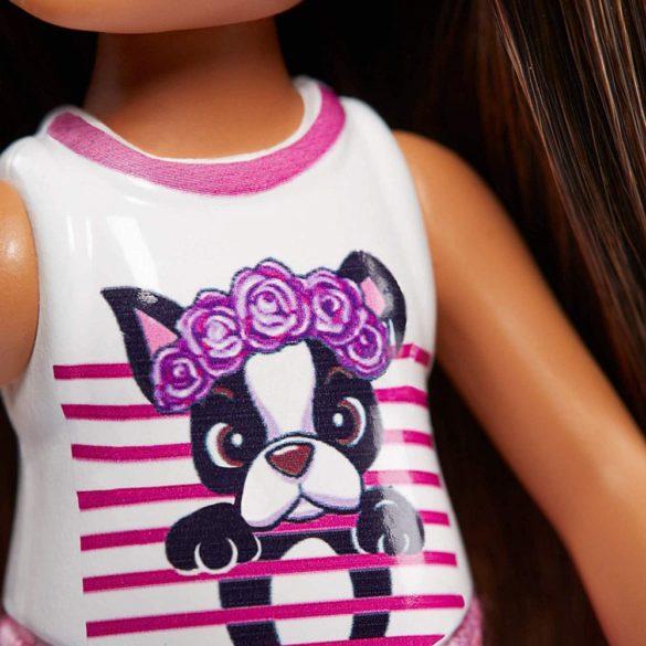 Barbie si Clubul Fluturasilor Papusa Chelsea si Iepuras 4