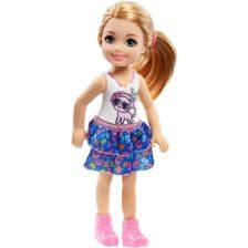 Barbie si Clubul Fluturasilor Papusa Chelsea si Pisicuta