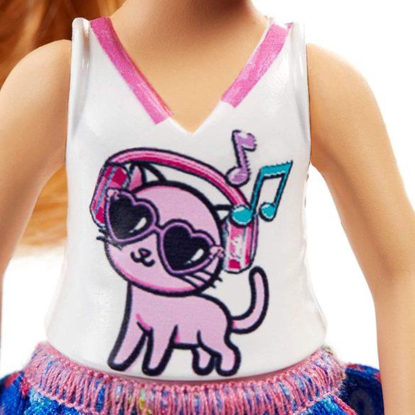 Barbie si Clubul Fluturasilor Papusa Chelsea si Pisicuta 4
