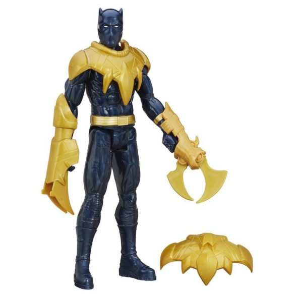 Figurina de Actiune Black Panther 30cm Avengers Titan Hero