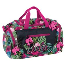 Geanta Barbie Sport cu Model Tropical
