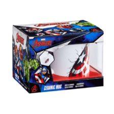 Marvel - Cana Ceramica Capitanul America