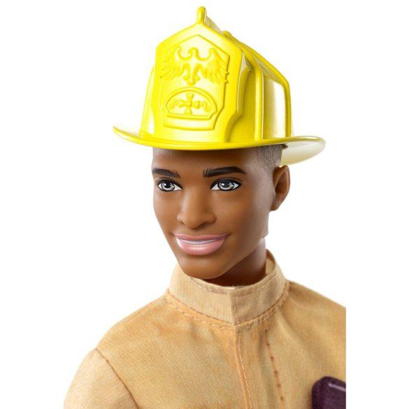 Papusa Barbie Baiat Pompierul Ken 2