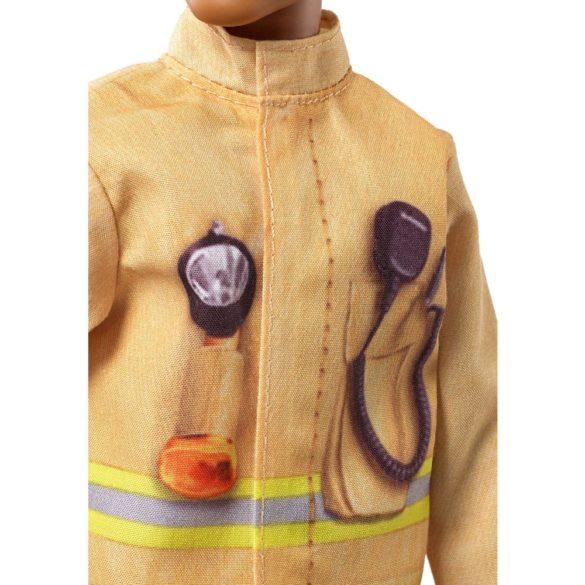 Papusa Barbie Baiat Pompierul Ken 3