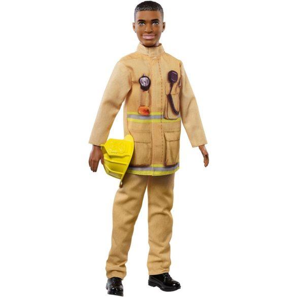 Papusa Barbie Baiat Pompierul Ken 4