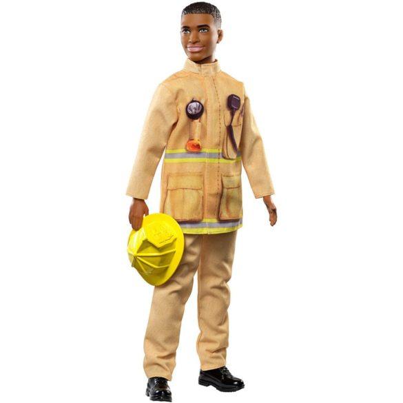 Papusa Barbie Baiat Pompierul Ken 5