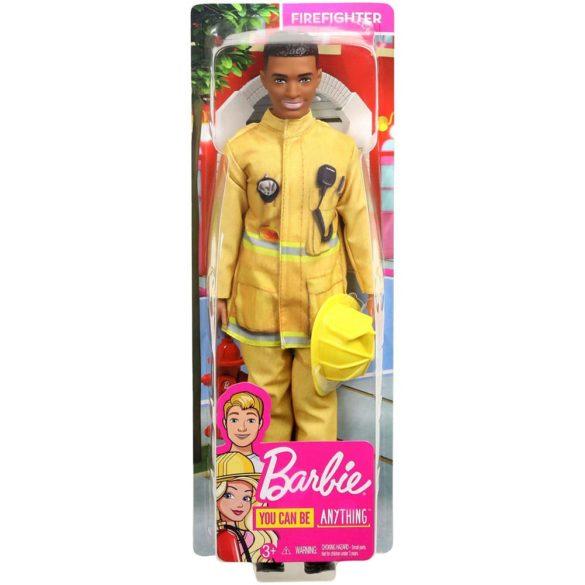 Papusa Barbie Baiat Pompierul Ken 6