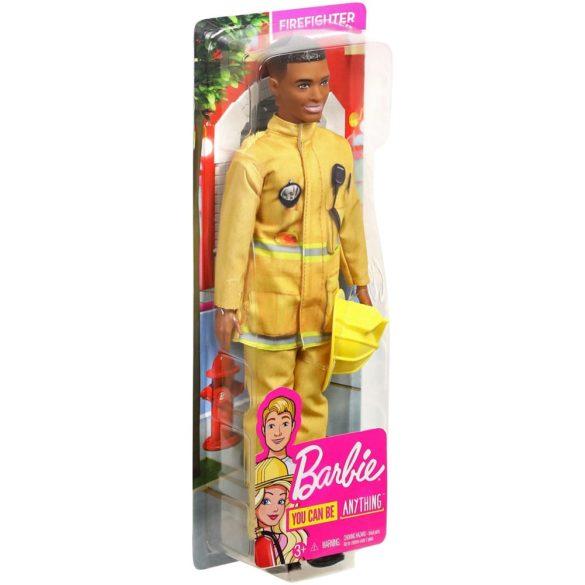 Papusa Barbie Baiat Pompierul Ken 7