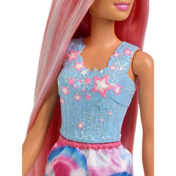 Papusa Barbie Dreamtopia Printesa cu Parul Roz 3